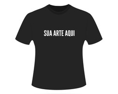 Camisetas Personalizadas Em Silk Screen Frente/costas Kit 20