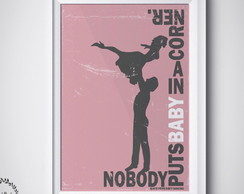 Poster Dirty Dancing A2