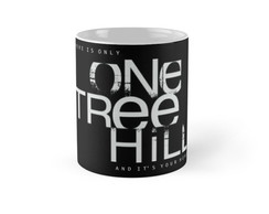 Caneca Serie One Tree Hill