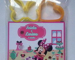 Kit Massinha Minnie Confeiteira