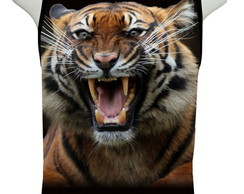 Camiseta Tigre Face - Regata