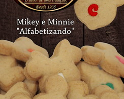 Biscoitos Mickey e Minnie