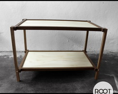 Mesa Lateral - Criado Mudo Root Woodwork