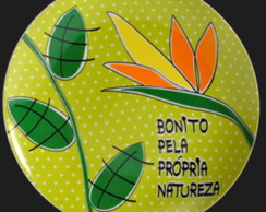 Prato Decorativo Bonito GD