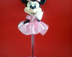 caneta biscuit minnie