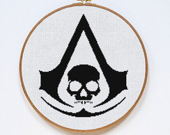 Bordado Assassin's Creed 25cm