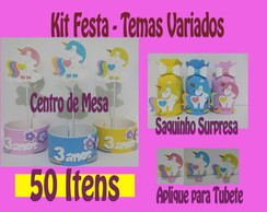 Kit Festa - Unicórnio