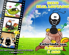 revista colorir Smilinguido 14x10