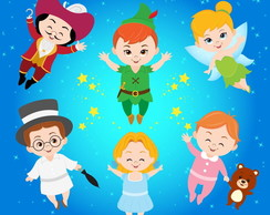 #2021 Kit digital PNG - Peter Pan