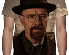 Camiseta Série Breaking Bad Mod 03 - Estampa Total