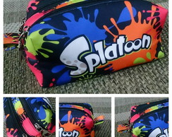 Estojo duplo Splatoon