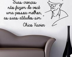 Adesivos De Parede Frases Do Chico Xavier Elo7