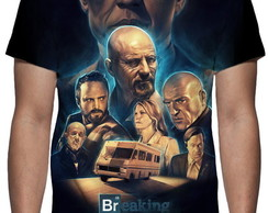 Camiseta Série Breaking Bad Mod 05 - Estampa Total