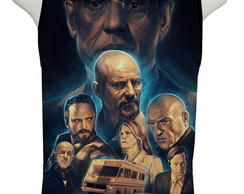 Camiseta Série Breaking Bad Mod 05 - Regata