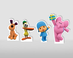 Display totem de mesa Pocoyo