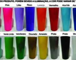 Copo Long Drink Acrilico 290ml
