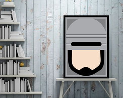 Poster Robcop - Digital