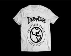 Camiseta Feminina Tears For Fears
