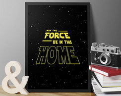 Poster Frase A3 Star Wars