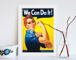 Quadro - We Can Do It!