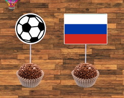 Topper Copa do mundo - Russia