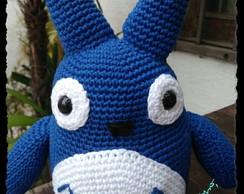 Totoro Azul Amigurumi : Totoro azul amigurumi elo