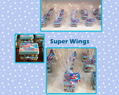Caixa Acrilico 5x5 Super Wings