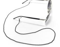 f1219eaf9442c Corrente de Oculos Black Mamba Cordinha de Oculos   Elo7