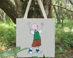 ECOBAG - DOUG FUNNIE 40x40