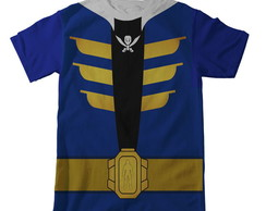 Camiseta Power Rangers - Megaforce