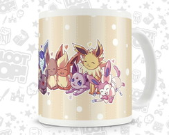 Caneca Gamer Pokemon LO003