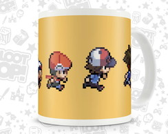 Caneca Gamer Pokemon LO005