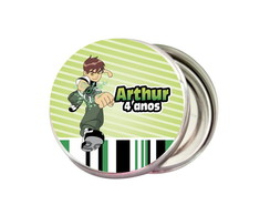 LATINHA MINT TO BE - BEN 10