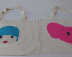 eco bag pocoyo