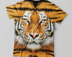 4795dda83aad6 Camisetas 3d de Tigre | Elo7