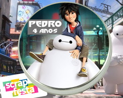 Latinhas Personalizadas Festa Big Hero