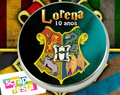 Latinhas Personalizadas Festa Harry Potter