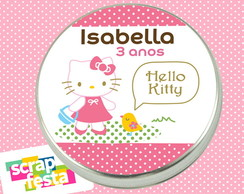 Latinhas Personalizadas Festa Hello Kitty