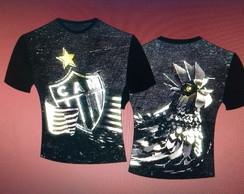 2d4aadebfc Camiseta personalizada do Atlético mineiro