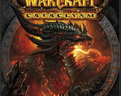 Poster World Of Warcraft Cataclysm Tamanho 90x60
