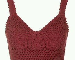 Cropped Croche