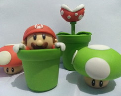 Miniaturas Super Mario
