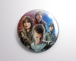 Bottons Stranger Things- Button Boton