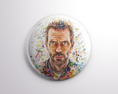 Bottons Dr House - Button Boton
