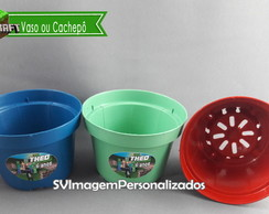 Minecraft Vaso p /kit jardinagem ou cachepô