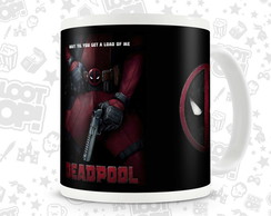 Caneca Marvel Deadpool LO002