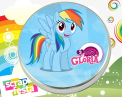 Latinhas Personalizadas Festa My Little Pony
