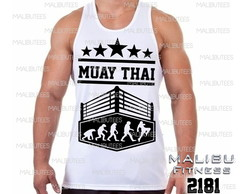 Regata muay thai ringue evolution