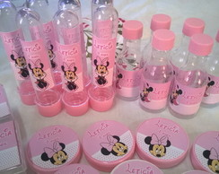 Kit Festa Minnie Rosa