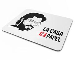 Mousepad La Casa De Papel Professor Frase Elo7